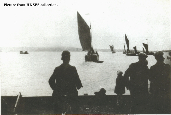 Barton Humber Sloop Race Regatta 1929